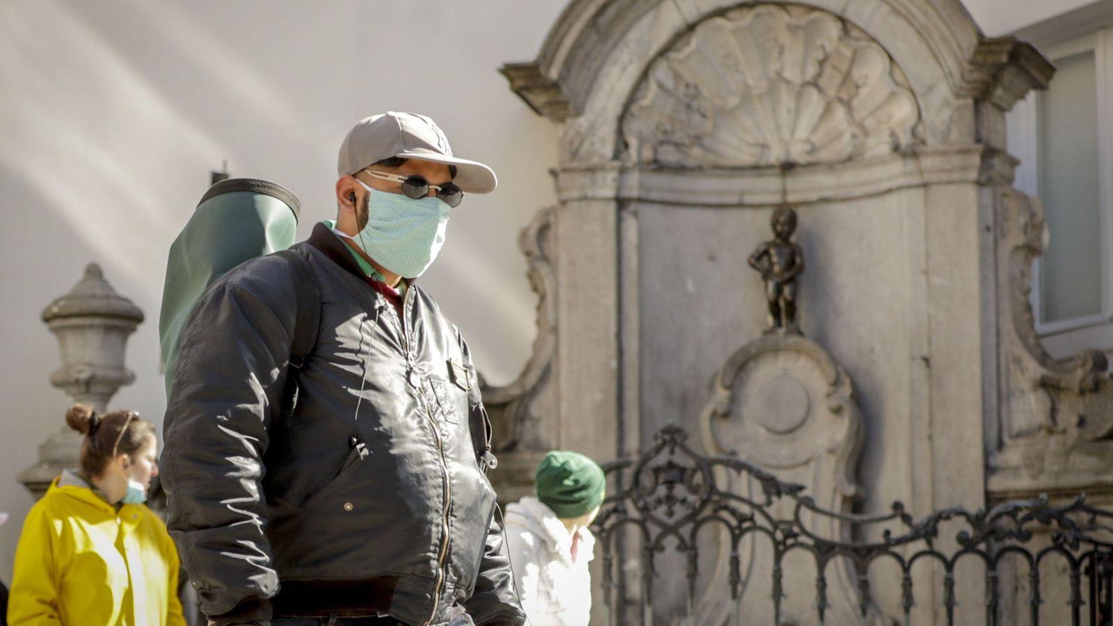 Bélgica compra 100.000 mascarillas a China … Y las recibe defectuosas y de Colombia