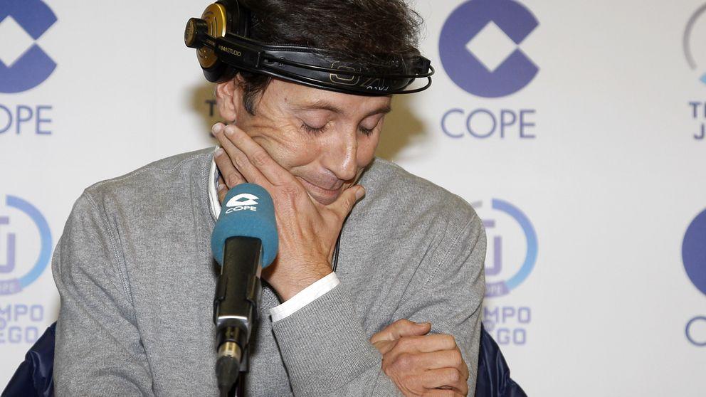 Paco González: Mayte está intentado ser feliz pero de momento no le sale. Es el corazón de la familia