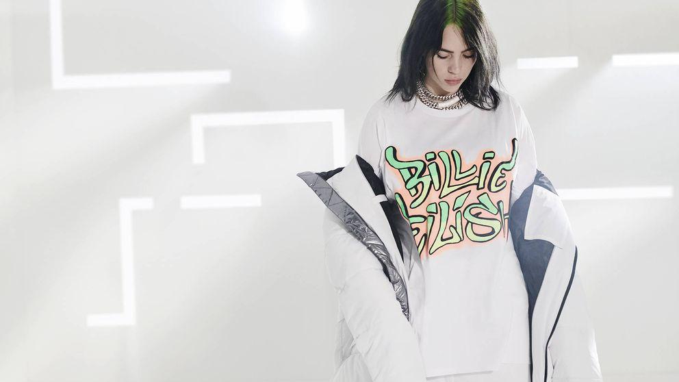 Música y moda se dan la mano con la colección cápsula de Billie Eilish en Bershka