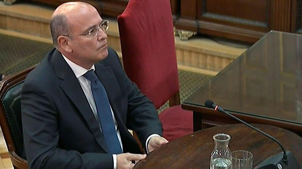 Foto: El coronel de la Guardia Civil Diego Pérez de los Cobos. (EFE)