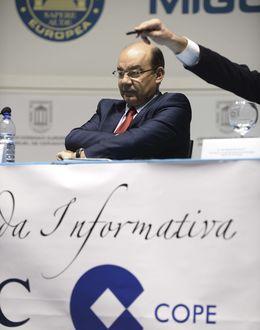Foto: El periodista Ángel Expósito (Efe)