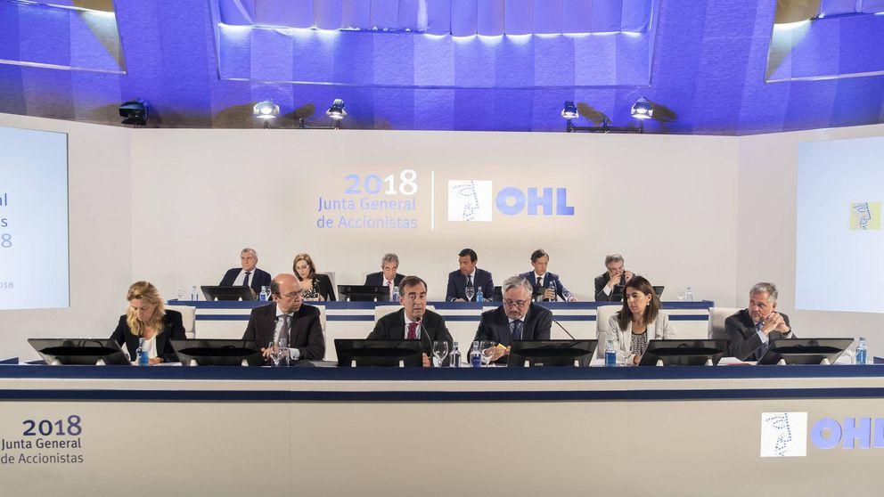 Nuevo golpe para OHL: Osuna, el CEO que salvó el grupo, cancela 422M en obras