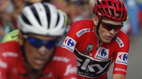 ¿Dónde está Froome, que no lo veo? Demasiados jerseys rojos en la Vuelta