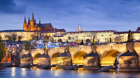 Praga, una visita de lujo