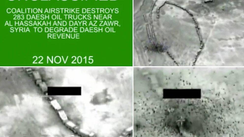 El Pentágono confirma que usó uranio empobrecido contra el ISIS en Siria
