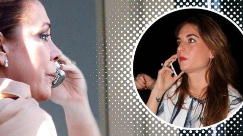 Isabel Pantoja llama a Lourdes Montes para interesarse por Fran