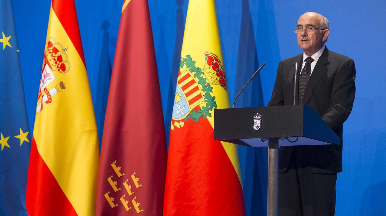 El expresidente de Murcia deja el PP: acusa a Rajoy de querer enterrar la corrupción