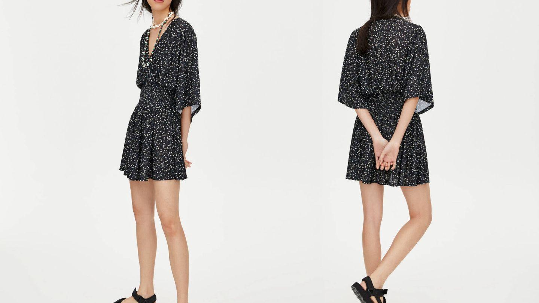 Nos encanta este vestido. (Cortesía)