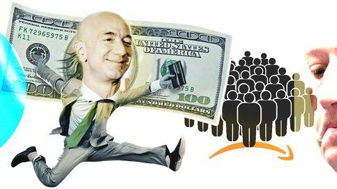 Zuck, Pallete, Bezos... Los jefes 'tech' que más cobran y peor pagan a sus empleados