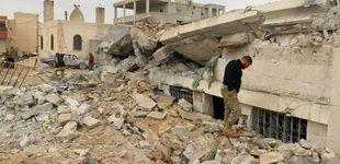 Post de ¿Mata Estados Unidos más civiles que Rusia en la guerra de Siria?