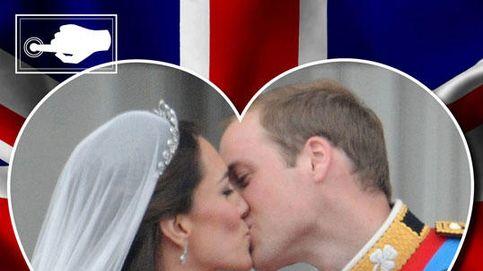 Los cinco años de amor de los duques de Cambridge, en cifras