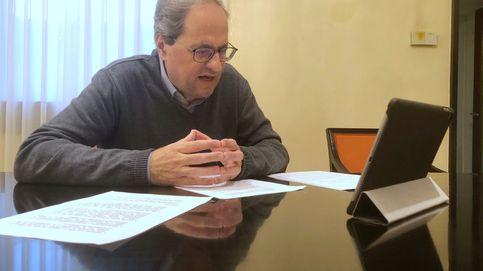 La Generalitat prevé en sus informes que mueran hasta 13.000 catalanes