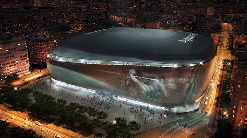 El Real Madrid elige a Acerinox para revestir la cubierta del nuevo Santiago Bernabéu