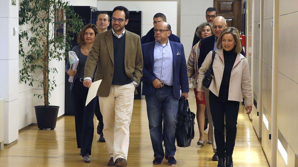 El PSOE cierra su primer acuerdo para la investidura: con Coalición Canaria