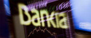 Los inversores ven valor en Bankia por debajo de 0,5 euros