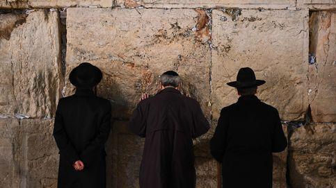 Oración en el Muro de las Lamentaciones