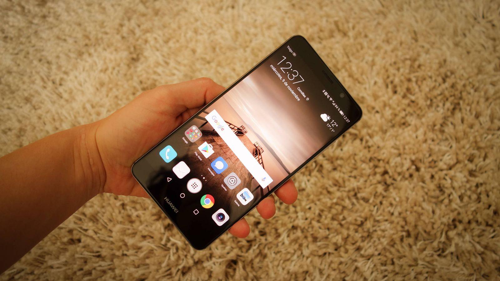 Huawei Una Semana Con El Huawei Mate 9 Al Fin Una Cámara