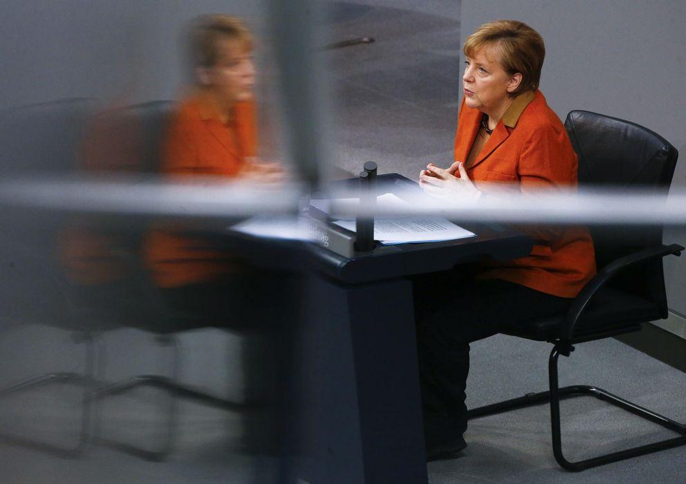 Foto: La canciller alemana Angela Merkel (Reuters)