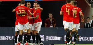 Post de La España de Luis Enrique es también la de Saúl y sabe lo que es ganar en Wembley