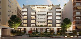 Post de La urbanización de Chamberí con jardín de 1.000 m2, vendida al 80% en dos meses
