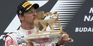 """Button: """"Volveremos más fuertes al próximo Gran Premio de Bélgica"""""""