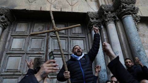 Israel se topa con la Iglesia