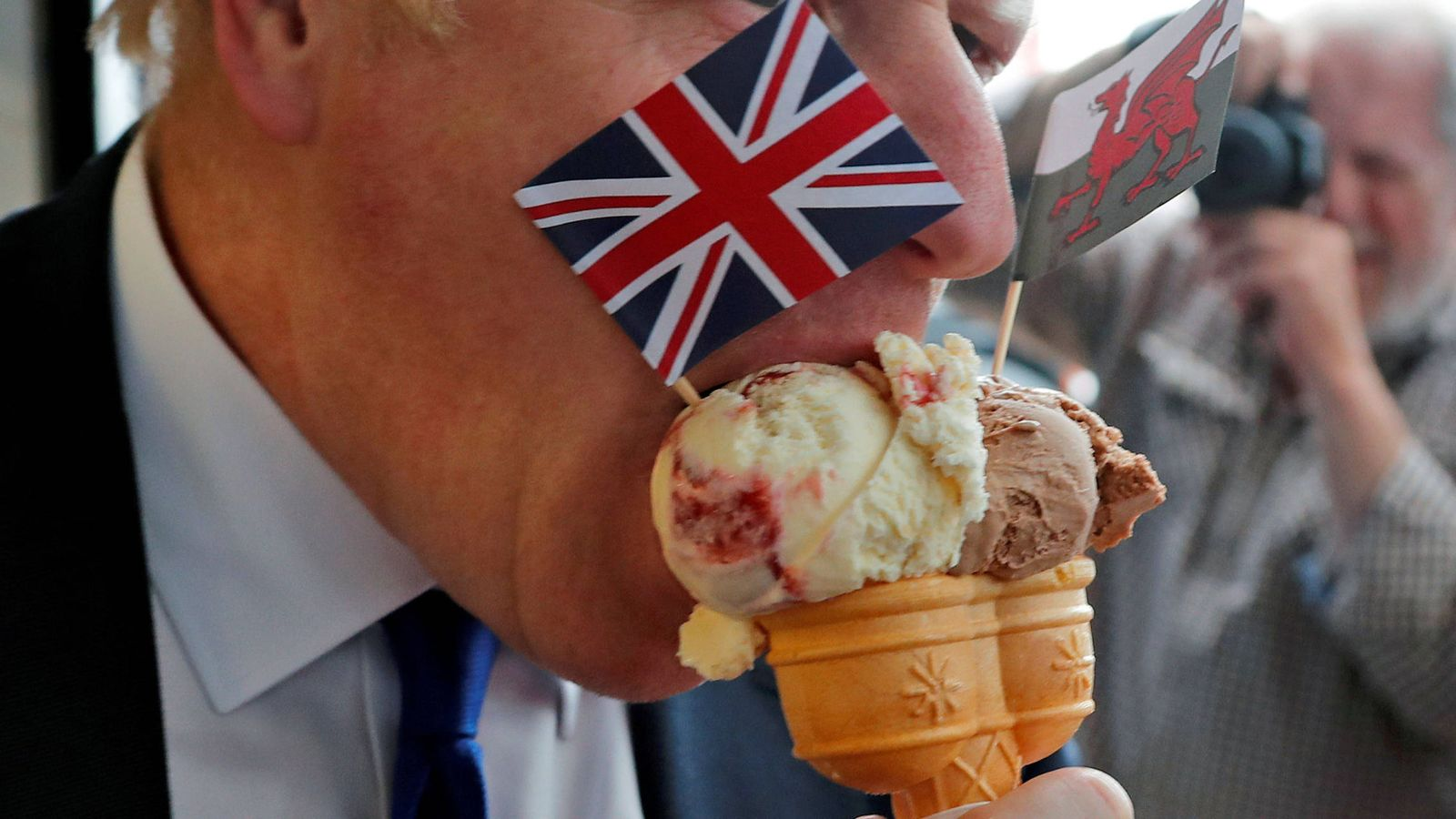 Foto: Boris Johnson, líder conservador británico. (Reuters)