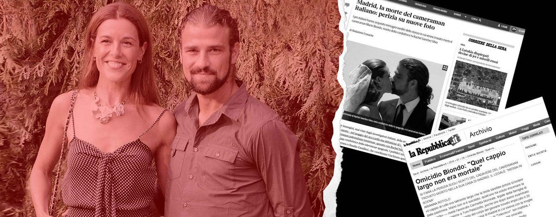 La prensa italiana se vuelca con los Biondo y habla de 'asesinato'