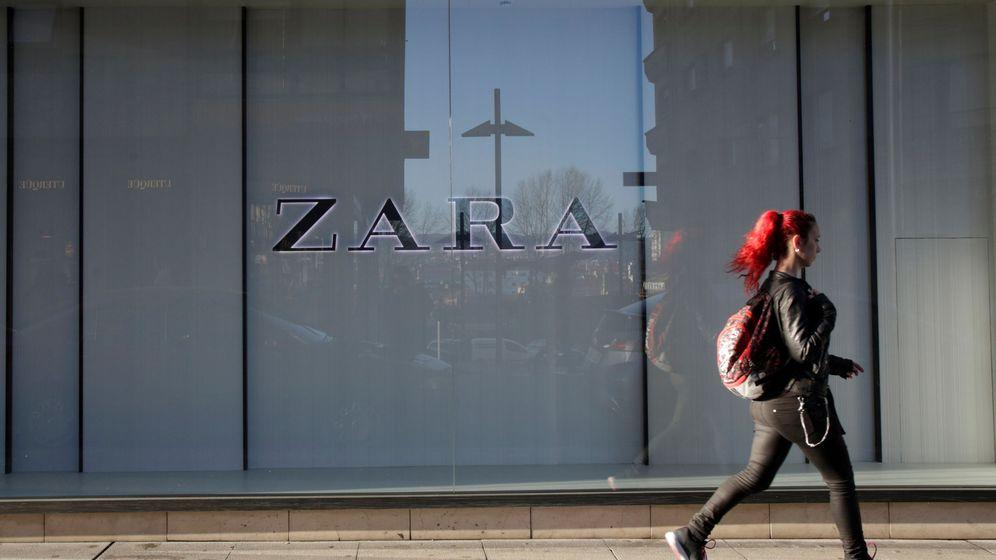 Foto: Zara, Inditex. (Reuters)