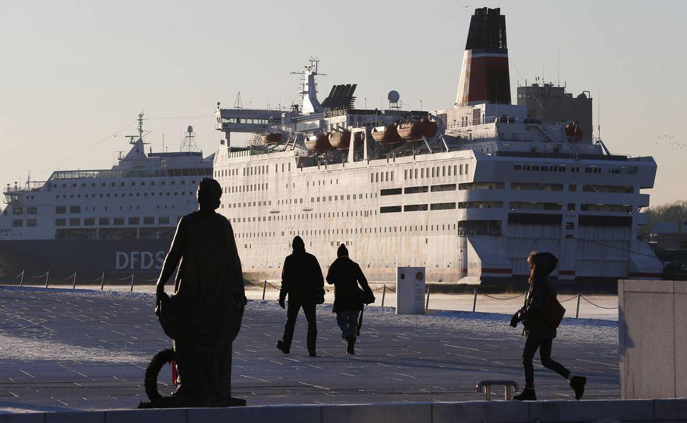 Foto: El tráfico de turistas (vía cruceros) descendió un 2,8% en los ocho primeros meses de 2017.
