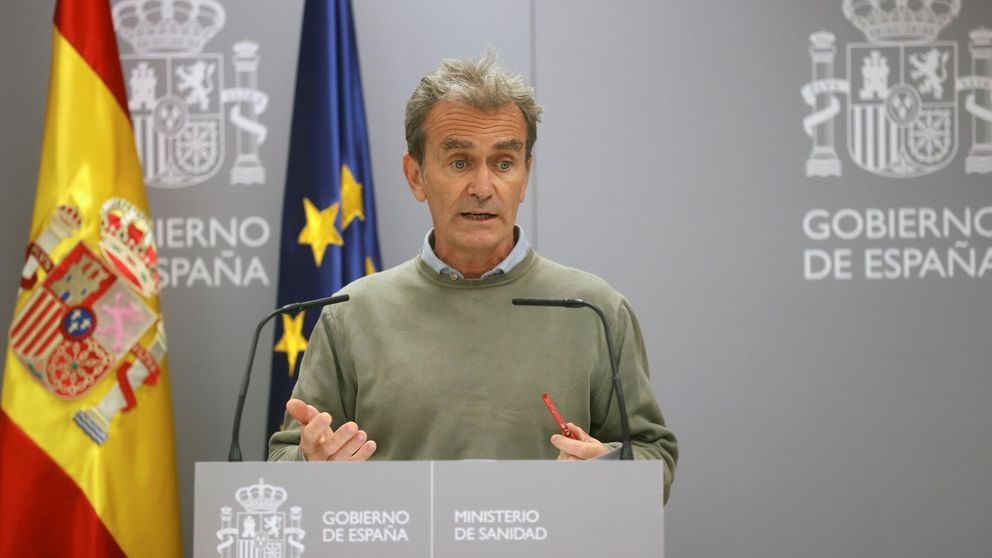 Simón: Las medidas en Madrid se tienen que incrementar de alguna manera