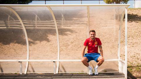Saúl, un entrenador de 22 años: Los jugadores que piensan son los mejores