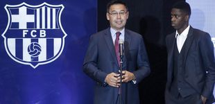 Post de La frustración de un Barça sin fichajes marca el final del mercado de verano