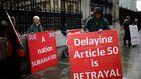 El Parlamento británico votará hoy si quiere un segundo referéndum del Brexit