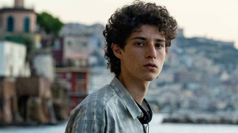 Filippo Scotti es Fabietto Schisa. (Netflix)