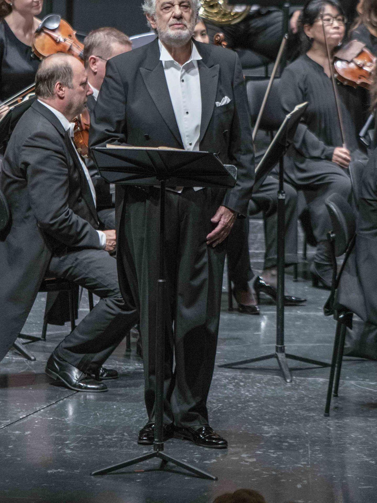 En su vuelta a los escenarios en el Festival de Salzburgo. (EFE)