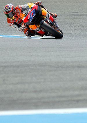 Las Honda pueden con el resto de rivales en el circuito de Le Mans