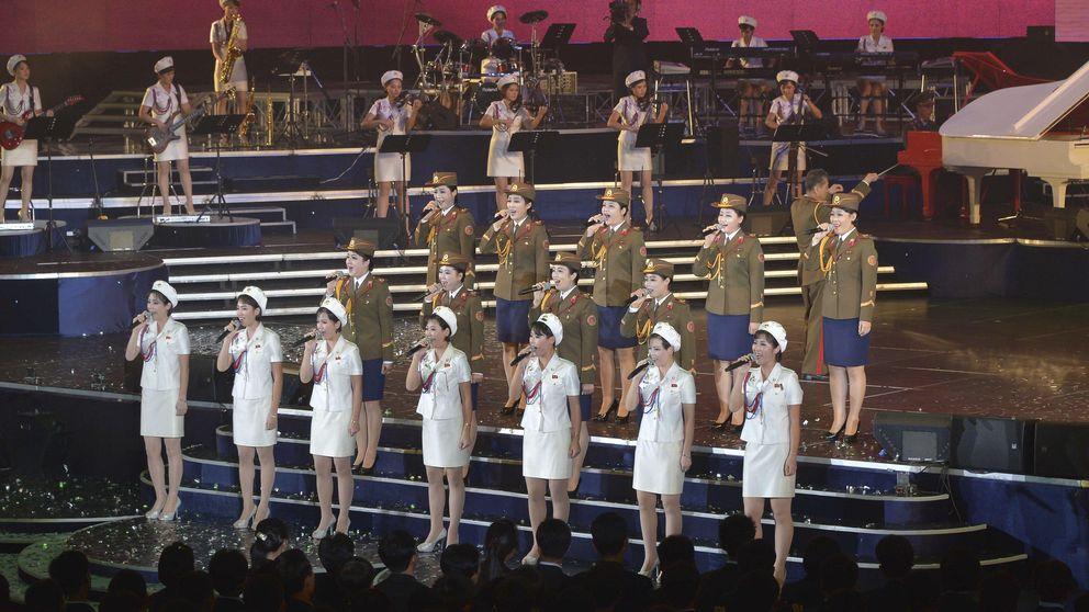 Moranbong, las chicas pop al servicio del líder norcoreano