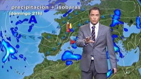 Muere Carlos Cabrera, 'hombre del tiempo' de Telecinco