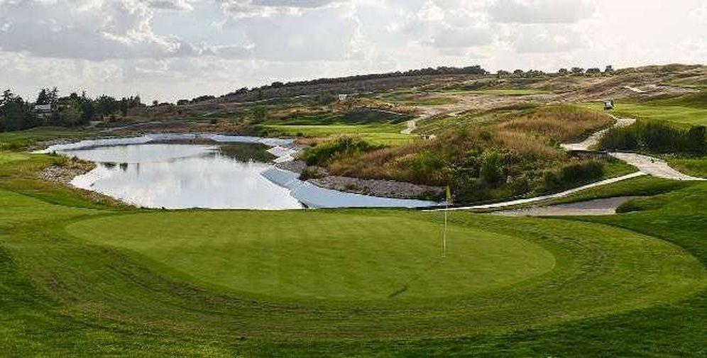 Foto: Centro Nacional de Golf de Madrid.