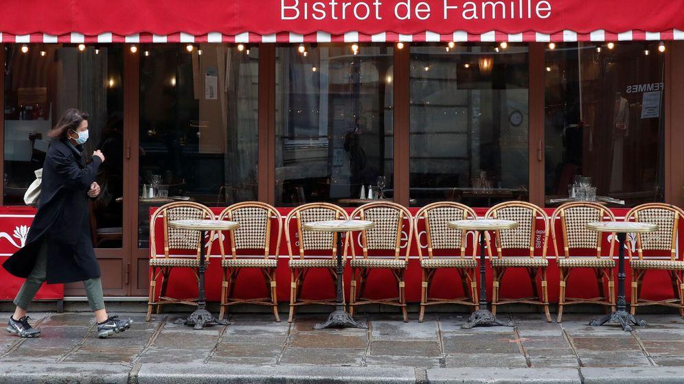 Foto: Bar en París. (Reuters)