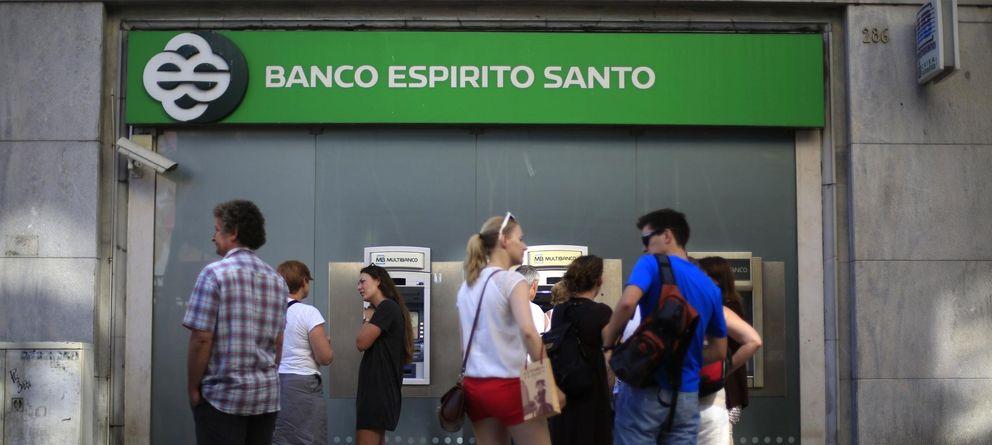 Foto: Quiebra de Lehman: el Supremo condena a Espírito Santo por no informar de los riesgos
