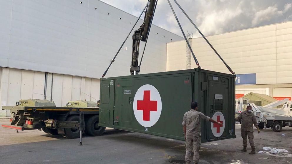 De Naturgy a Iberia: las empresas se vuelcan con la ayuda a los hospitales de Madrid