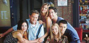 Post de El estudio definitivo que desvela quién era el protagonista de 'Friends'