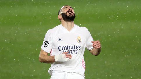 El Madrid sobrevive a un gran Chelsea bajo una lluvia torrencial (1-1)