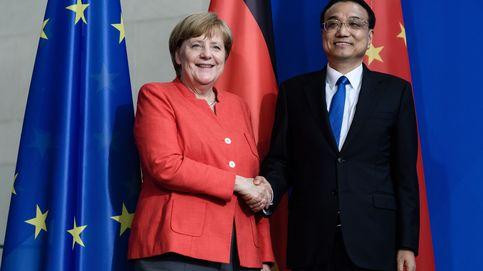 Alemania y China exhiben sus lazos empresariales en plena guerra con Trump