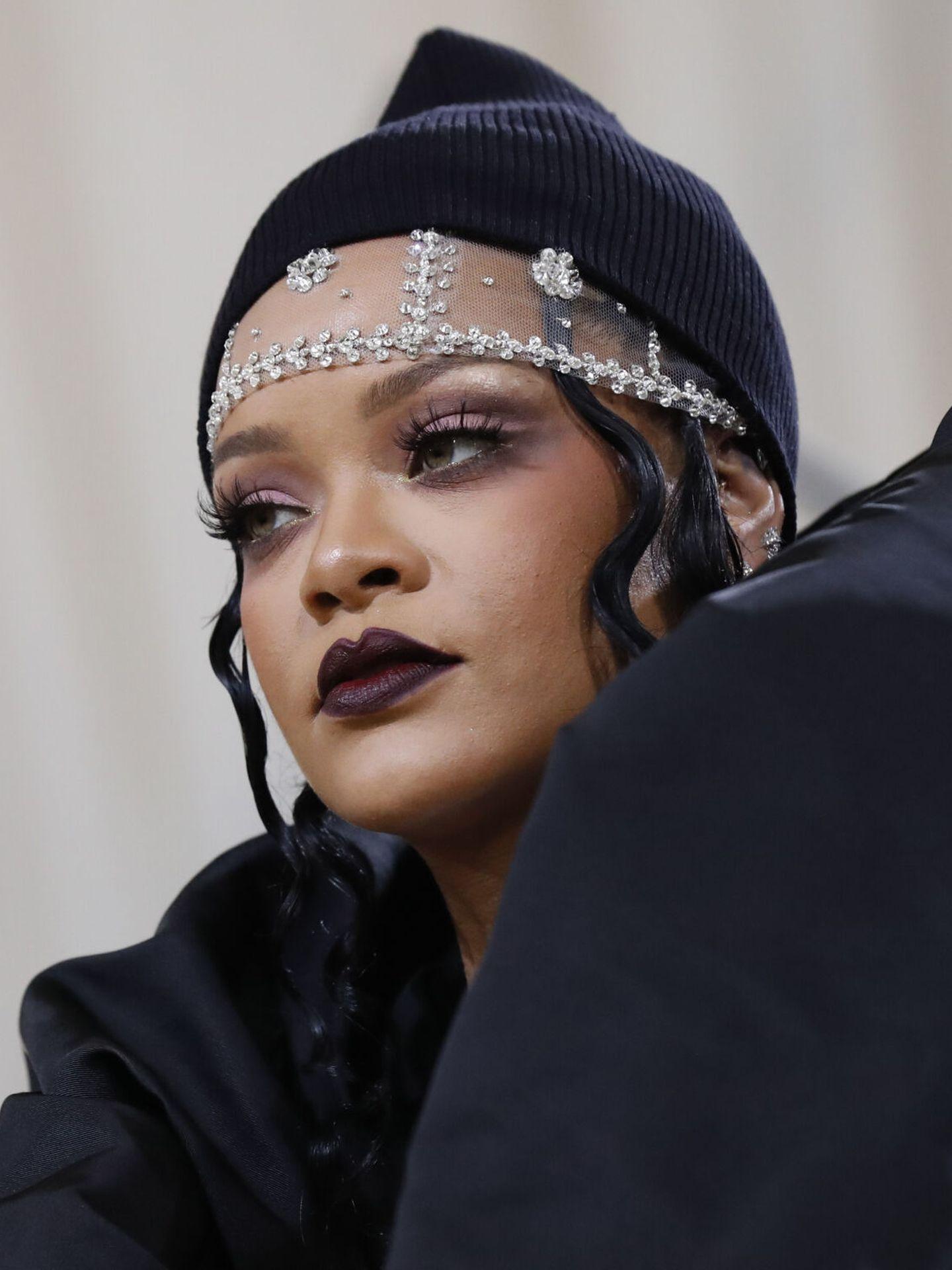 Rihanna. (Reuters)