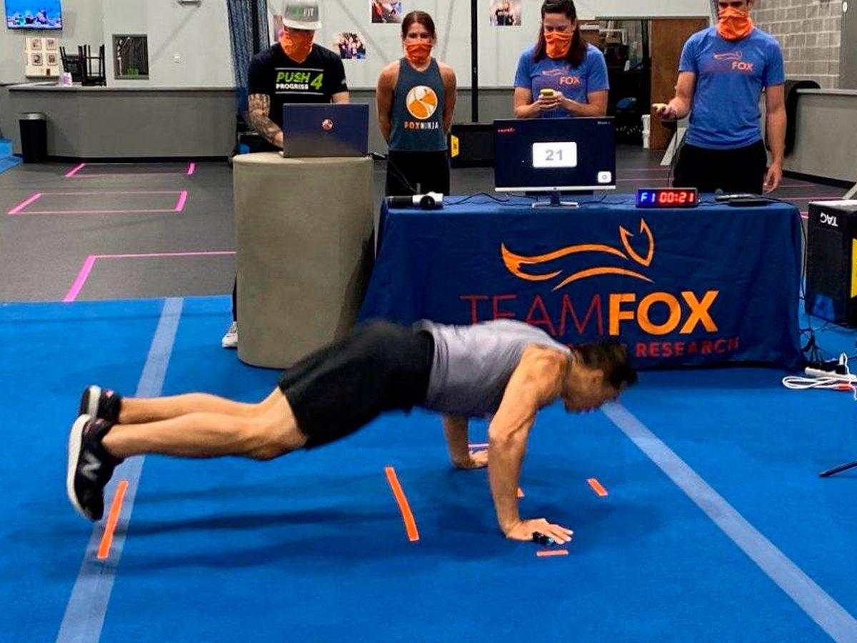 Foto: Jimmy Choi tiene las condiciones de un deportista de élite (Guinness World Records)