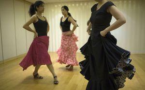 La primera escuela de flamenco ya está funcionando en China