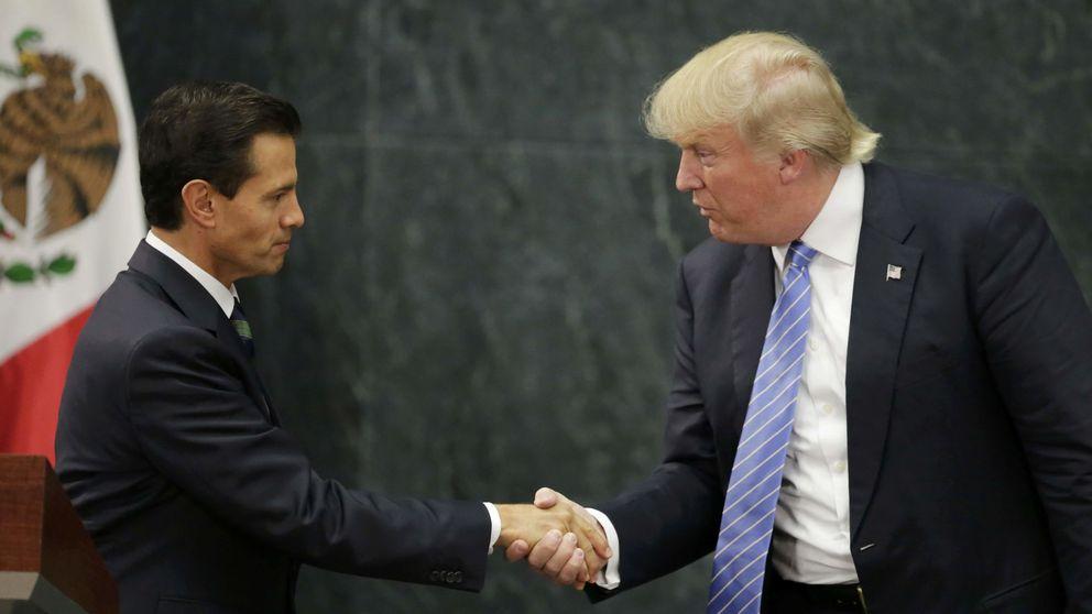 Peña Nieto recibe a Trump, el hombre que satanizó a México y a los mexicanos